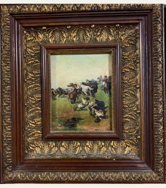 Этюд к картине 1901г.