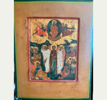 Икона конец 18 Века