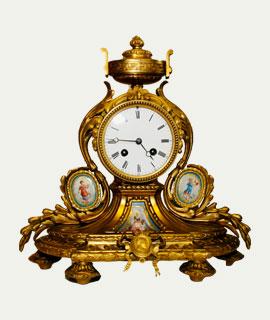 Часы Вазы Светильники бронза, фарфор, чугун, хрусталь подсвечники, лампы, торшеры